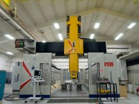 Futuramic - Breton Flymill High Speed Machining Center