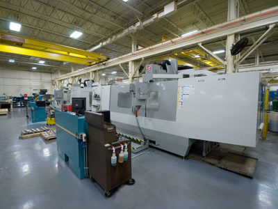 Futuramic Equipment - HAAS MACHINING CENTER - VR11