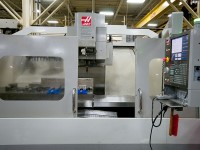 Futuramic - Haas VR-8 Machining Center