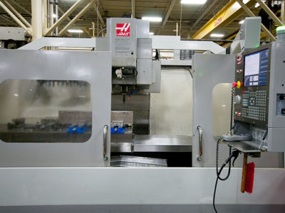 Futuramic Equipment - HAAS MACHINING CENTER - VR8