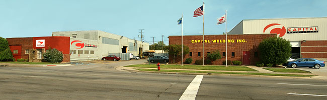 Capital Welding - 8-Mile Road - Southfield 1988-present