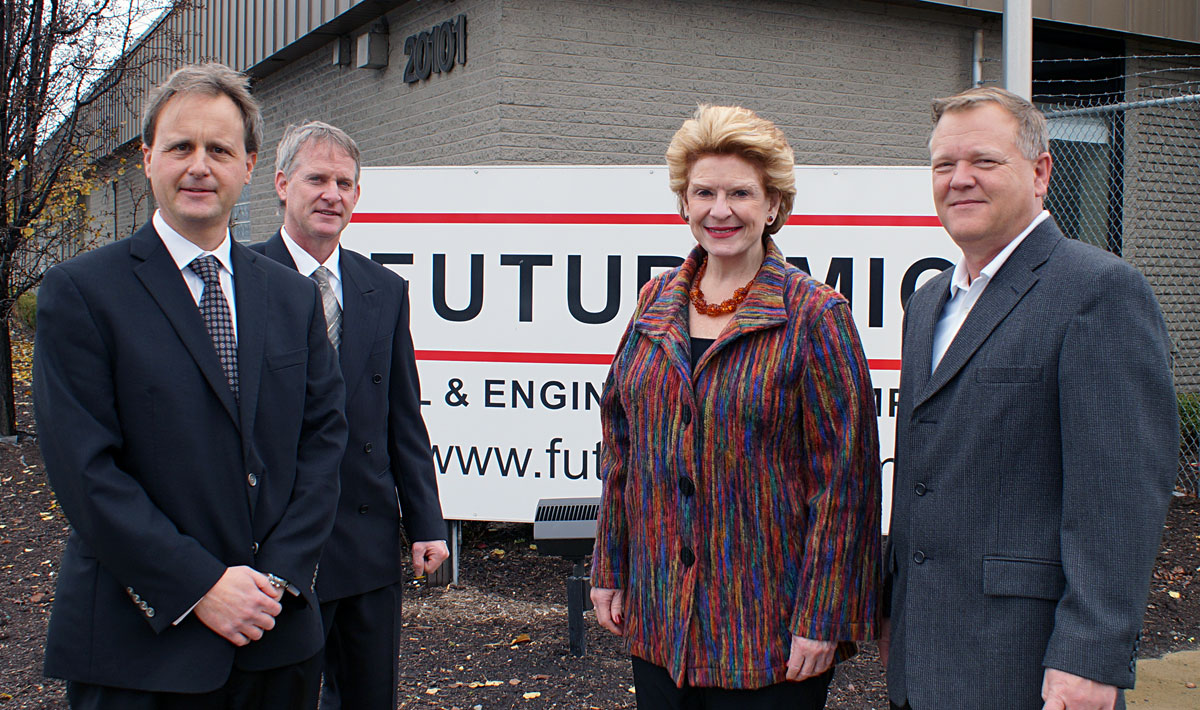 senator stabenow was elected to the u s senate in 2000 and is currently a co chair of the bipartisan senate manufacturing caucus