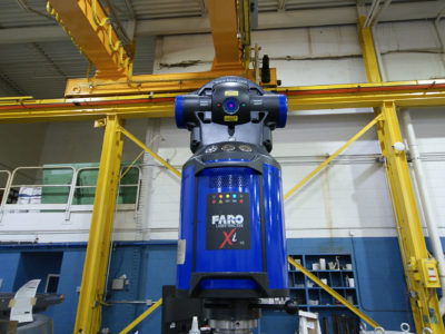 Futuramic Equipment - FARO ION LASER TRACKER - Xi