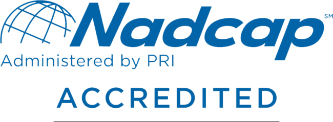 NADCAP Accreditited badge