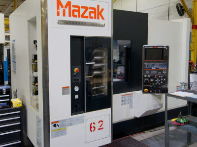 "Futuramic Equipment - MAZAK INTEGREX J-200 40""/100U CNC LATHE"